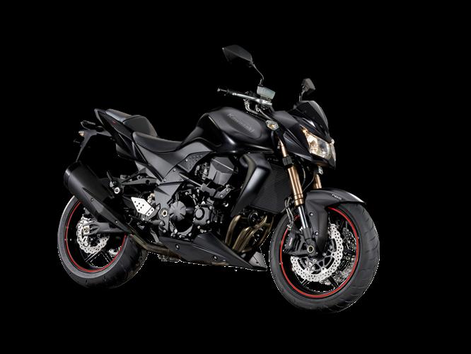 2012 Z750R Black Edition