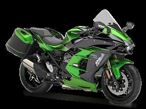 Black Ninja Kawasaki