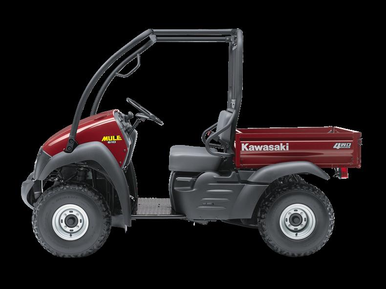 MULE 610 4x4 2014 Kawasaki Mule X Wiring Diagram on