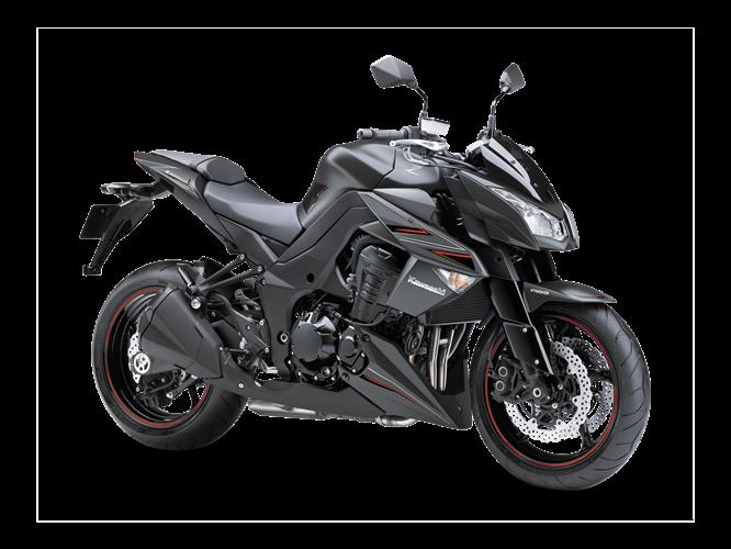 2012 Z1000 Black Edition