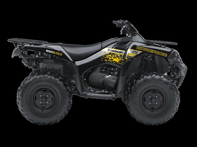 Brute Force 650 4x4i 2014