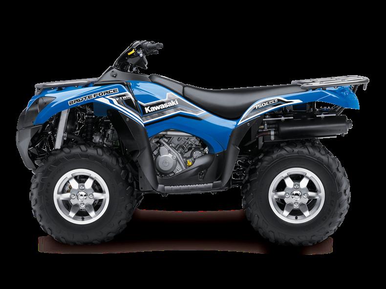 Kawasaki Kvf X Specifications