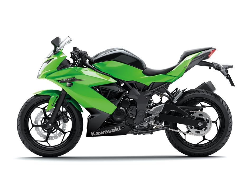 Ninja 250SL MY 2015 - Kawasaki United Kingdom