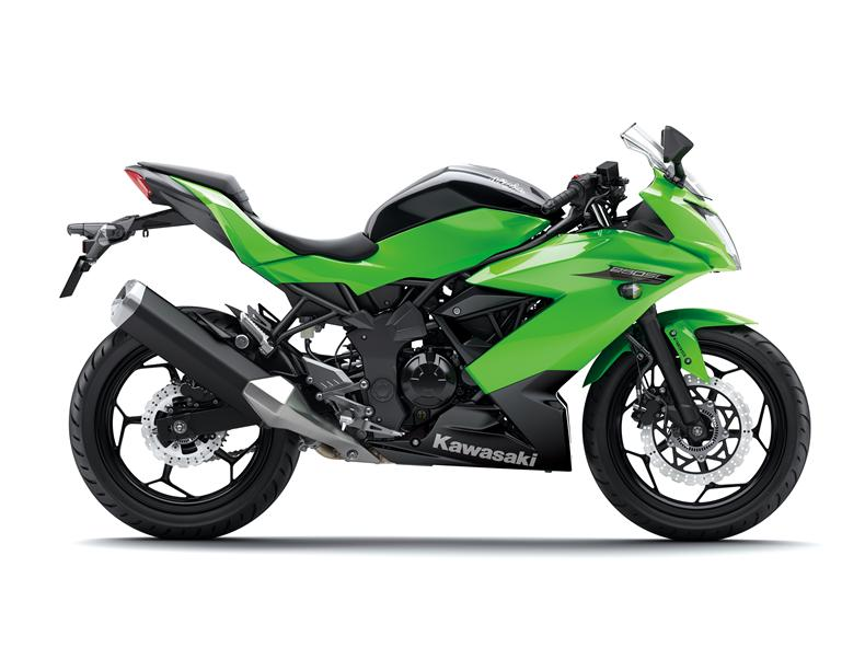 Ninja 250sl My 2015 Kawasaki United Kingdom