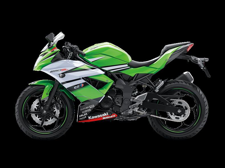 Ninja 250SL KRT Edition 2015