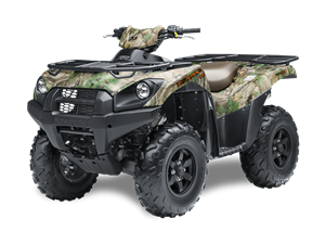 Brute Force 750 4x4i EPS Camo - (FRANCE only) 2015