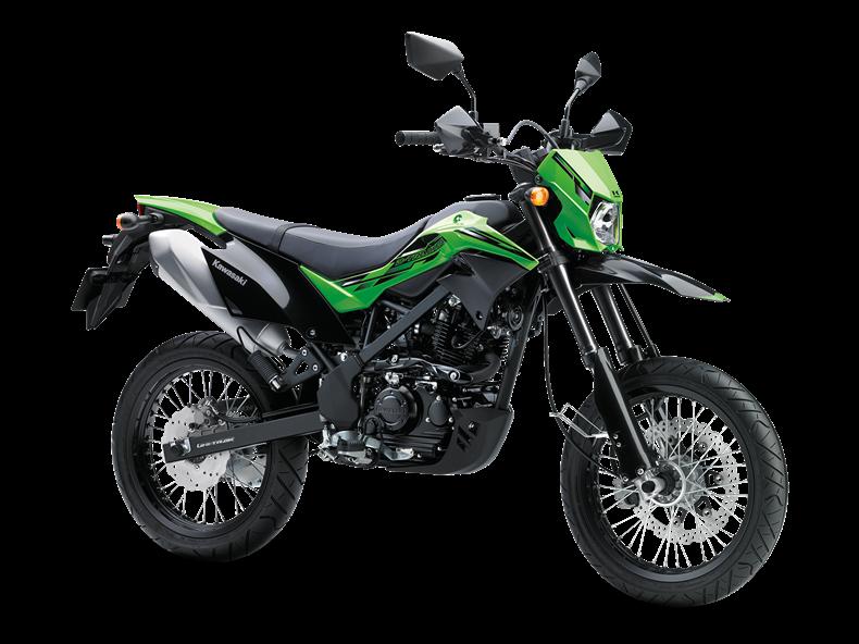 motorbike insurance thailand KAWASAKI D-Tracker X