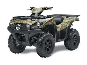 Brute Force 750 4x4i EPS Camo - (FRANCE only) 2016
