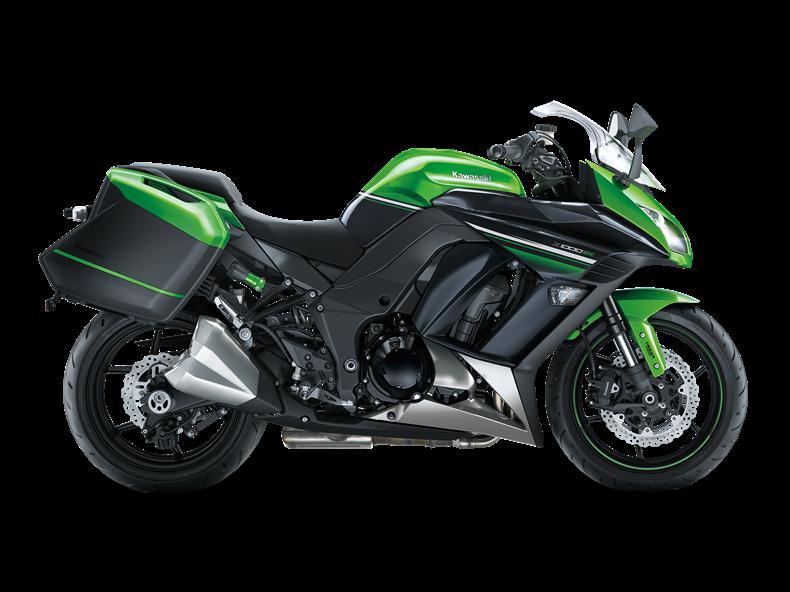 Kawasaki Ninja 1000 SX MY2021