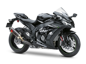 Ninja ZX-10R Winter Test Edition 2016