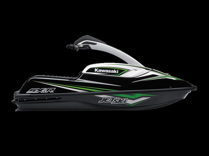Kawasaki Jet Ski Specifications