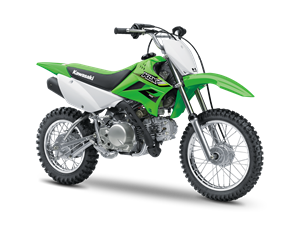 moto kawasaki cross 125