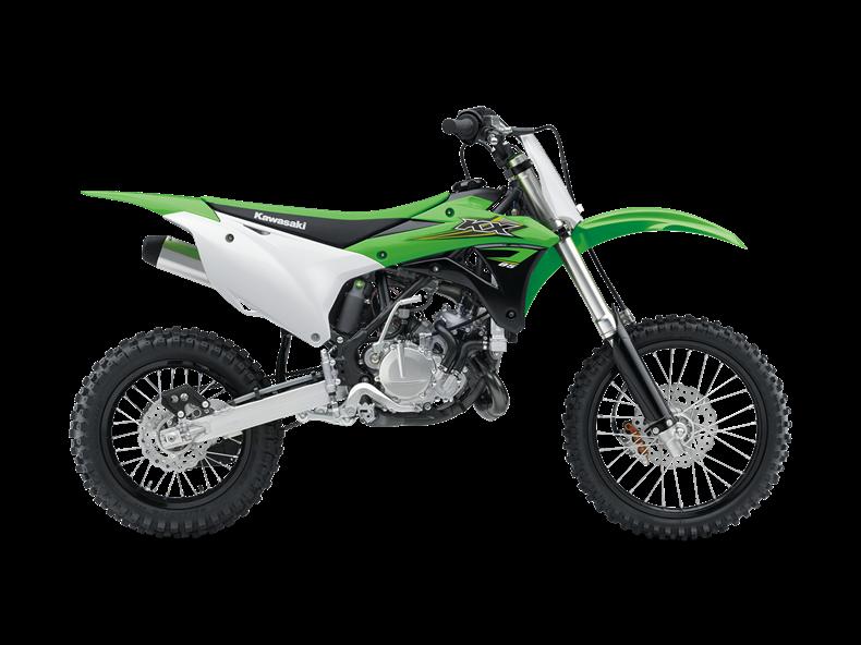 Kawasaki Motocross Winners