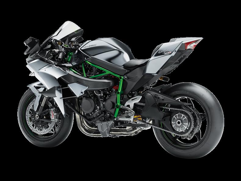 Kawasaki Ninja D Model