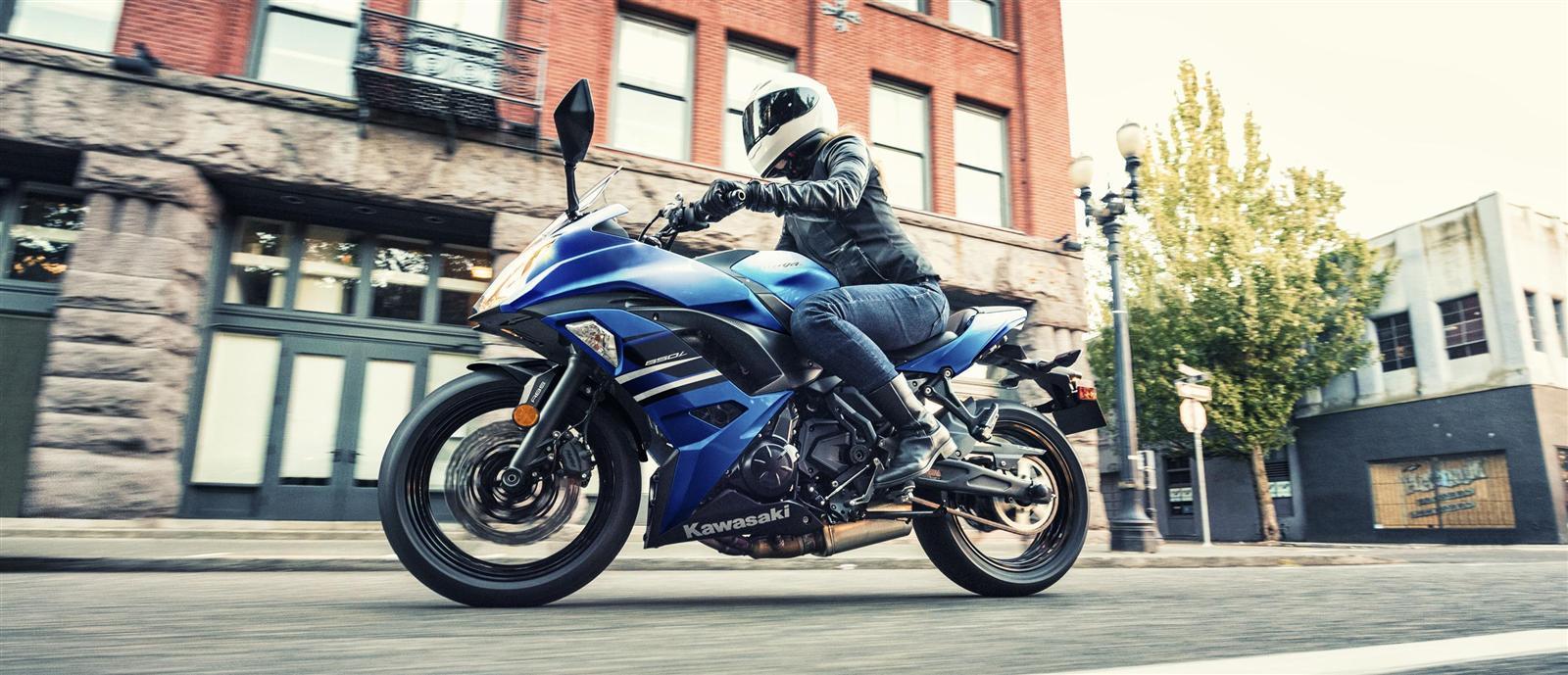 Ninja 650 My 2018 Kawasaki United Kingdom