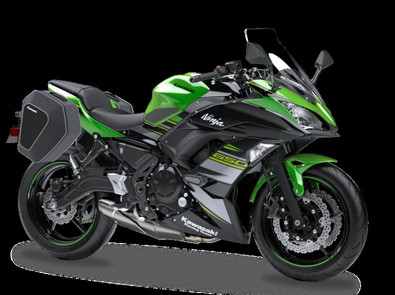 Ninja 650 Tourer My 2018 Kawasaki Europe