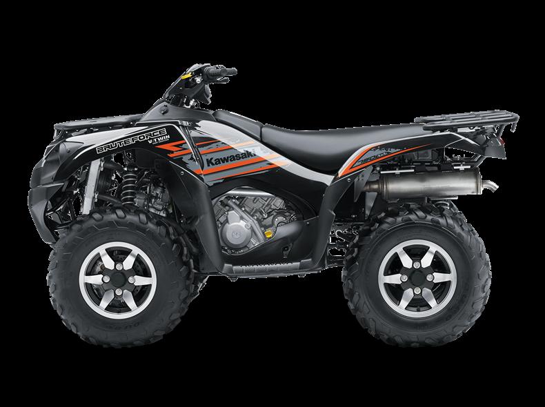 Brute force 750 4x4i eps my 2018 kawasaki united kingdom for Betterall motors yakima wa
