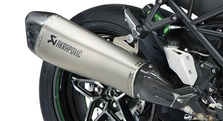 Akrapovic Exhaust System
