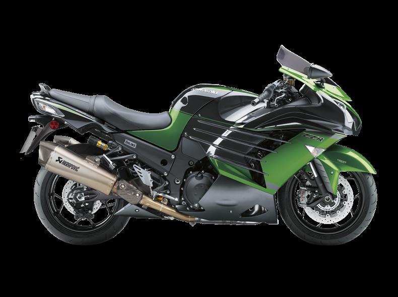 ZZR1400 Performance Sport MY 2018 - Kawasaki United Kingdom