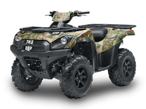 Brute Force 750 4x4i EPS Camo 2020