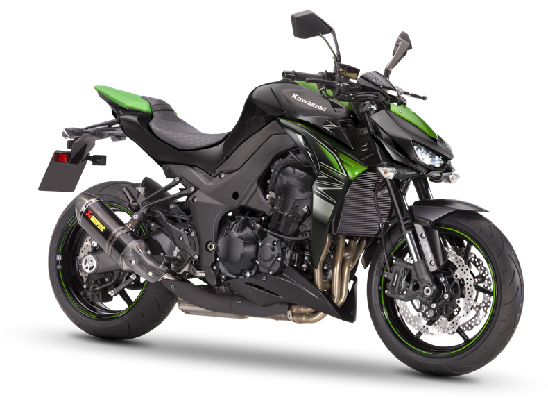 Z1000 Performance MY 2017 - Kawasaki Sverige