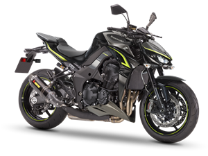 Z1000 R Edition Performance 2017