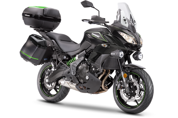 Versys 650 Grand Tourer My 2017 Kawasaki United Kingdom