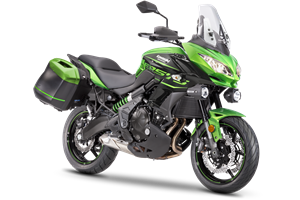 Versys 650 Special Edition Tourer Plus 2017