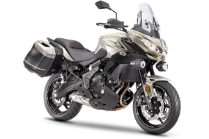 Versys 650 Tourer Plus 2017