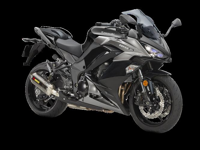 Z1000SX Performance MY 2017 - Kawasaki United Kingdom
