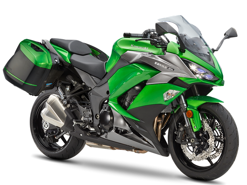 Z1000SX Tourer MY 2018 - Kawasaki United Kingdom