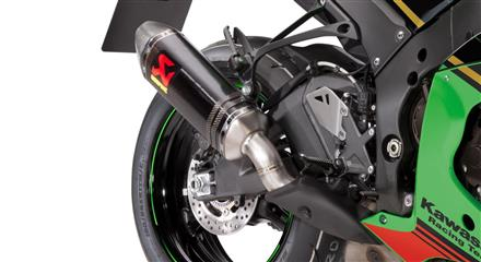 Akrapovic Exhaust - Carbon SBK Replica