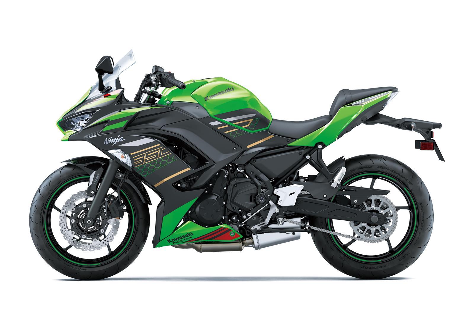 Ninja 650 My 2020 Kawasaki Europe