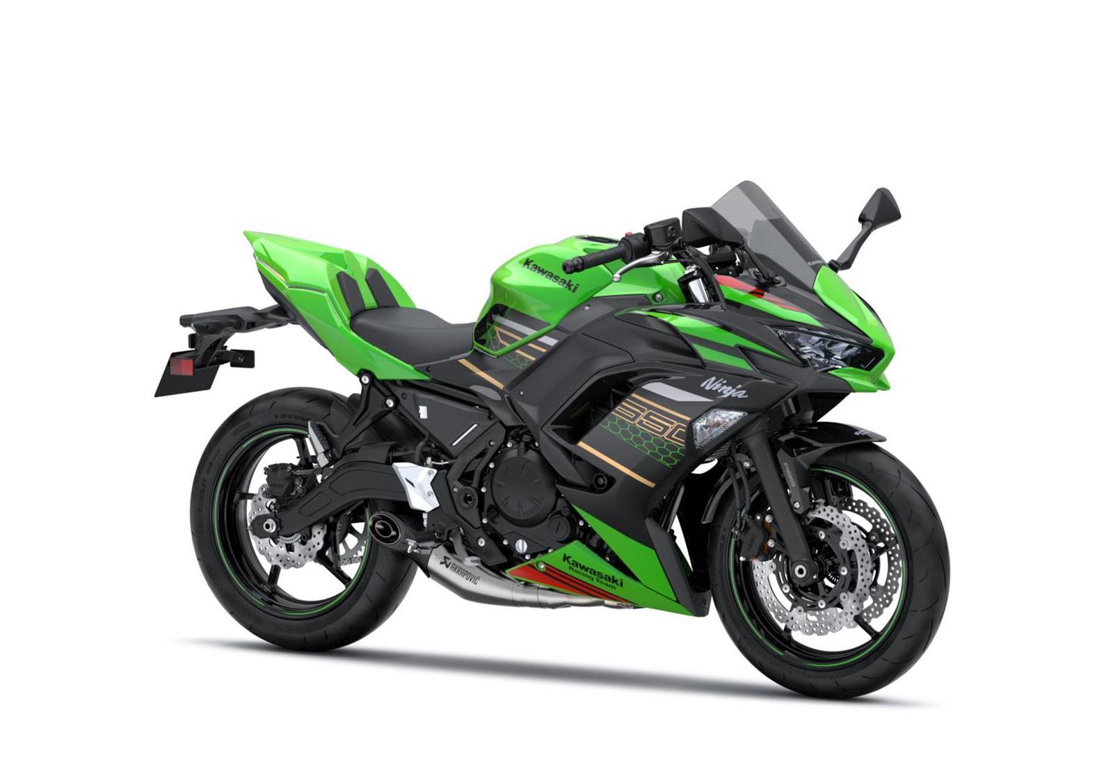 Ninja 650 Performance My 2020 Kawasaki Europe