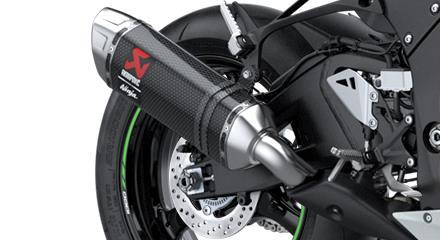 Akrapovic Exhaust Carbon SBK Replica (Euro-5)