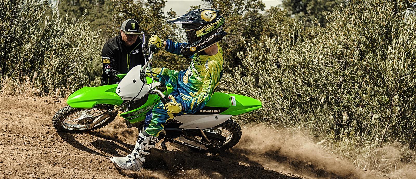 Klx110 My 2020 Kawasaki United Kingdom