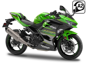 Ninja 400 My 2018 Kawasaki United Kingdom