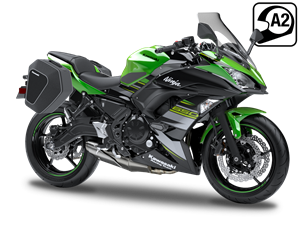 Ninja 650 Tourer My 2019 Kawasaki Europe