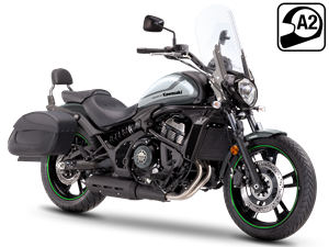 Vulcan S CAFE Light Tourer 2018