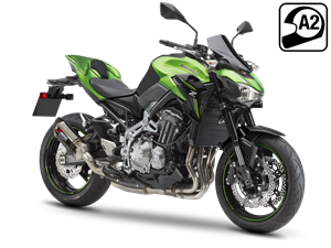 Z900 (70kW) Performance 2018