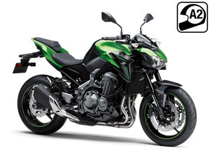 Z900 70 kW Performance 2018