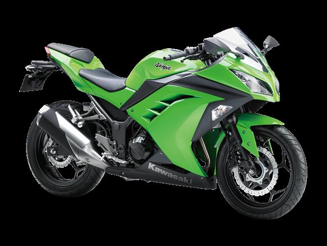 moto kawasaki 300cc 2015