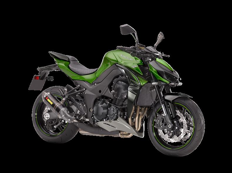 Kawasaki Z S Performance