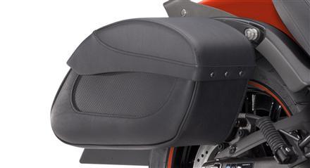Leather saddlebag kit (Fixed)