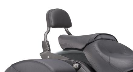 Passenger backrest (Fixed)