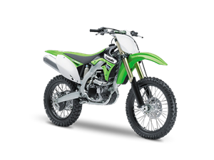 KX450F Leo Vince Limited Edition<br>(UK only)  2012