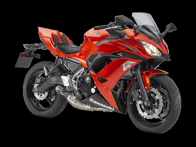 Ninja 650 Performance My 2017 Kawasaki Europe