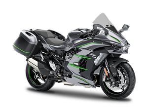 Ninja H2 SX SE Plus Tourer 2019