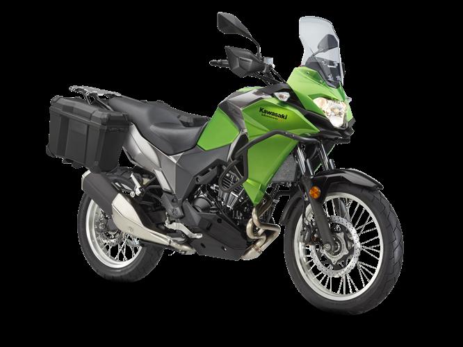 Kawasaki Versys Handguards