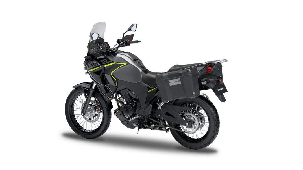 Versys X 300 Adventure My 2019 Kawasaki Europe